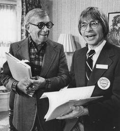 John Denver & George Burns 1976