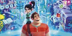 Crítica | Wifi Ralph – Quebrando a Internet Walt Disney, Disney Pixar, Disney Desktop Wallpaper, Vanellope, Wreck It Ralph, Sem Internet, Disney Style, Studios, Cartoon Characters