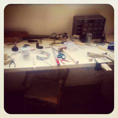 #MakingJewellery #MakeingAMess #jewellery #jewellerytools #crouchend #jewellerymakinglesson