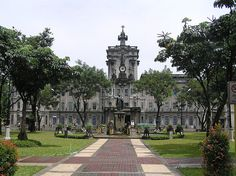 University of Santo Tomas Where: Sampaloc, Manila Motto: Veritas in Caritate (Truth in Charity) Type: Private Catholic university Take a pic with: the UST Main Building which perfectly captured the Renaissance Revival style of architecture. University Of Santo Tomas, University Of Sydney, Iloilo City, Most Beautiful, Beautiful Places, Puerto Princesa, Catholic University, Mindanao, Cebu City
