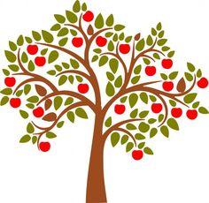 Apple Tree Graphic