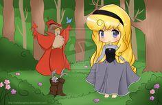Sleeping Beauty by xXTokyoGirlXx.deviantart.com