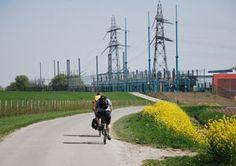 Inrichtingsplan transformatorstation Geervliet, door Vollmer & Partners