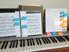 Using Personal Kanban for piano lessons via twitter #personalkanban #design #pkflow