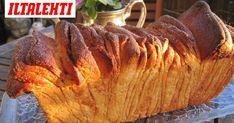 Kokeile leipoa kanelipulla pitkon muotoon vuoassa. Bakery, Turkey, Sweets, Bread, Vegetables, Desserts, Recipes, Food, Candies