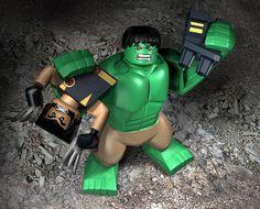 Ultimate Lego Wolverine vs Ultimate Lego Hulk oh no please grow back wolverine Lego Hulk, Lego Marvel, Marvel Dc, Lego Wolverine, Deadpool, Hulk Funny, Hulk Smash, Wolverines, Iron Man