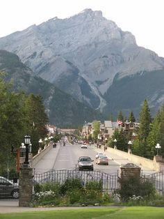 Banff, The Canadian Rockies