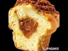 ▶ Coeurs de Muffins ♥ Muffin banoffee coeur caramel ♥ Columbus Café & Co - YouTube