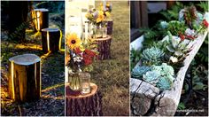 29 super cool diy reclaimed wood projects are standing in front of you, ready to beautify your backyard landscape in just a few hours! Craft away!