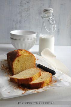 Due bionde in cucina: Plumcake allo yogurt