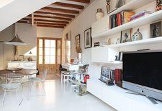 Barcelona house loft | Caramel Sun