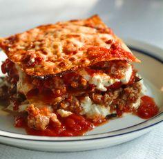 (a.c): Lasagna al forno alla Bolognese