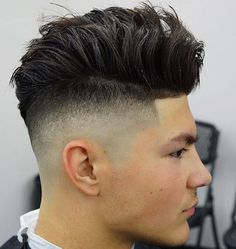 Mens Hairstyles + Cool Haircuts For Men Best Fade Haircuts, Cool Haircuts, Hairstyles Haircuts, Haircuts For Men, Medium Hairstyles, Wedding Hairstyles, Modern Haircuts, 2018 Haircuts, Popular Hairstyles