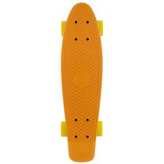 Penny Board Orange Yellow