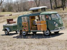 classic vw van colors | 1967 Volkswagen Type-2 Westfalia Deluxe Camper Van classic wallpaper ...