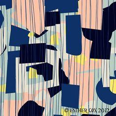 #print & pattern: DESIGNER - Esther Cox