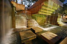 Peavey Plaza, Minneapolis, Minnesota (designed 1975) |  M. Paul Friedberg + Partners | Advocacy Award of Excellence:  Docomomo US Announces the Inaugural Modernism in America Awards 2014