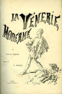 Jaquier. La vénerie moderne. 1889