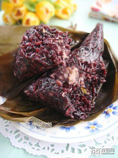 Chinese Cake, Chinese Food, Asian Desserts, Asian Recipes, Chinese Recipes, Chinese Sticky Rice, Pork Satay, Great Recipes, Favorite Recipes