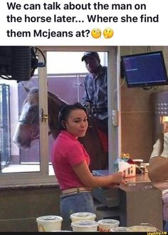 McDonald's employee: Our ice cream machine is broken Sam the Onion Man: [tips hat] Ican fix that - iFunny :) Crazy Funny Memes, Really Funny Memes, Stupid Funny Memes, Funny Relatable Memes, Funny Tweets, Haha Funny, Funny Posts, Hilarious, Funny Stuff