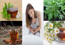 5 manera de calmar los cólicos menstruales con remedios naturales
