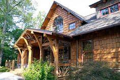 timberframe craftsman..love