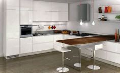 Modern Neutral Kitchen Decorations