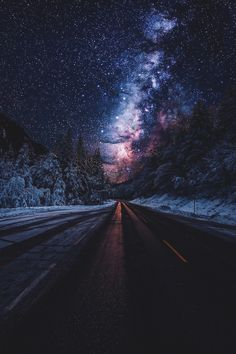 56 Trendy wallpaper galaxy sky milky way Beautiful Sky, Beautiful Landscapes, Beautiful Places, Wonderful Places, Wallpaper Sky, Wallpaper Backgrounds, Wallpaper Samsung, Trendy Wallpaper, Pastel Wallpaper