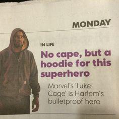 He wears Carhartt Hoodies. We have them!!!