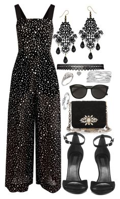 """""""You Can't Keep Safe What Wants to Break"""" by cupkatyk on Polyvore featuring Dolce&Gabbana, Diane Von Furstenberg, Alexander Wang, Yves Saint Laurent, Miadora, M&Co and Betsey Johnson"""