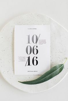 Wedding Designs Minimalist Wedding Invites - Minimalist weddings are a beautiful thing—they emphasize quality, and not quantity. Make sure your minimalist wedding is thrown in the most perfect way. Minimalist Wedding Invitations, Black Wedding Invitations, Wedding Invitation Design, Wedding Stationary, Invitation Ideas, Birthday Invitations, Shower Invitations, Invites, Minimalist Invitation