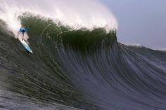 Follow Peter Mel before, during and after THE premier big wave contest, the Mavericks Invitational.