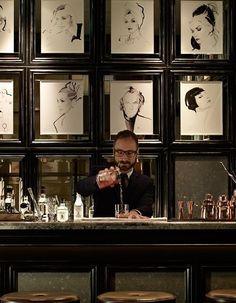 Guy Oliver Tells AD About His Design for Claridge's Restaurant: