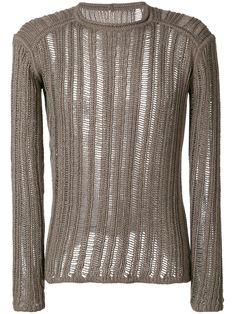 Rick Owens Men Sweater on YOOX. The best online selection of Sweaters Rick Owens. Rick Owens Men, Knitting Designs, Sportswear Brand, Size Clothing, Knitwear, Women Wear, Men Sweater, Mens Fashion, Long Sleeve