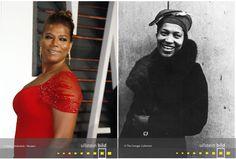 Queen Latifah | Zora Neale Hurston Zora Neale Hurston, Queen Latifah, Den, Celebrities, Figurine
