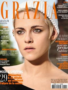 Une interview exclusive de Kristen Stewart et une sélection mode & shopping