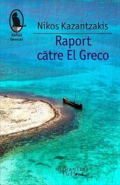 Raport către El Greco Worlds Largest, Spirituality, Community, Reading, Books, El Greco, Cots, Libros, Book