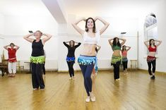 9 Reasons Every Woman Should Take Up Belly Dancing -- Huffington Post
