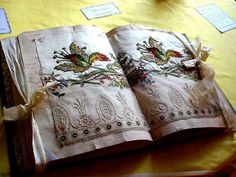 18th century French sample Book Prelle.