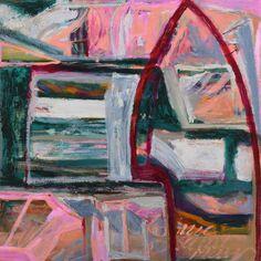 ELEANOR HART (born 1946) Rue Saint Maur 2005 oil on linen
