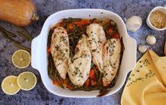11 kímélő vacsora csirkemellből, ami nem terheli meg a gyomrunkat Cauliflower, Paleo, Food And Drink, Turkey, Lunch, Bread, Chicken, Vegetables, Cooking