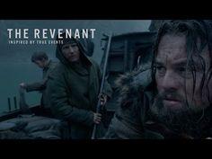 New Trailer For The Revenant Reveals More Plot Details, Bear Savagings – Articles | Little White Lies