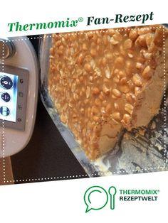 Erdnuss-Karamell-Eis von Nilaubisi. Ein Thermomix ®️️ Rezept aus der Kategorie Desserts auf www.rezeptwelt.de, der Thermomix ®️️ Community.