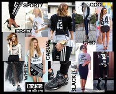 Lockiis Trendspot: sporty chic