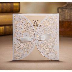 [tps_header]Save your budget and try your hand at homemade wedding invitations. From beautiful burlap to awesome 3D cards – we have some awesome ideas for you to check out. All you need to do is edit the guest list![/...