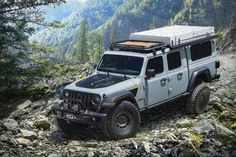Jeep Gladiator, Pick Up 4x4, Top Tents, Roof Top Tent, Jim Morrison, Ford Bronco, Mopar, Petit Camping Car, Jeep Performance Parts