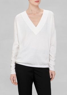& Other Stories | V-neck Sweater