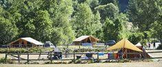 Camping Indigo: mooi, ruim en groen op diverse lokaties in Frankrijk