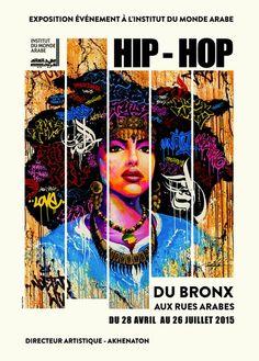 Exposition Hip-Hop : du Bronx aux rues arabes