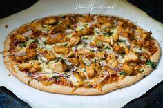 BBQ Chicken Pizza: Paleo Spirit